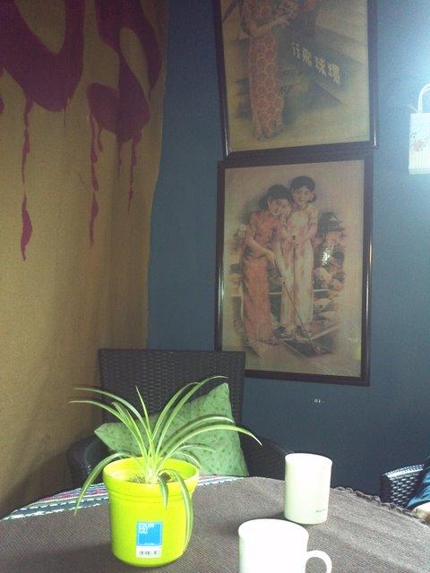 Gu's咖啡工坊 - 二楼窗边
